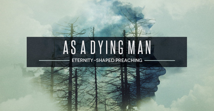 As A Dying Man