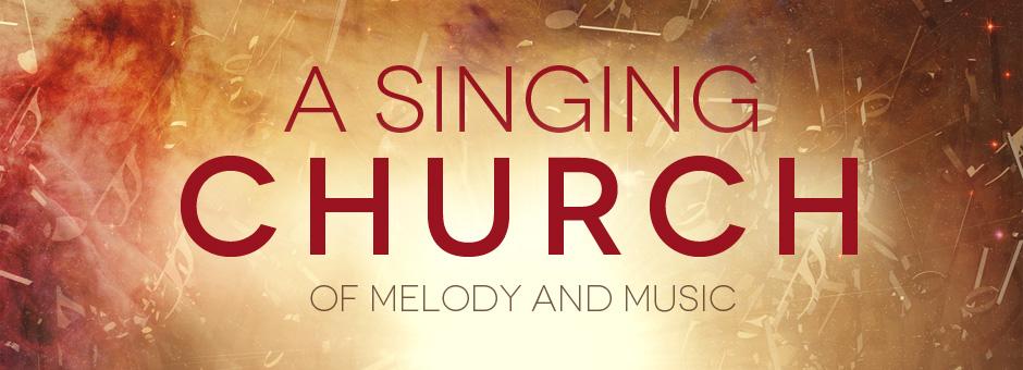 A Singing Church Slider