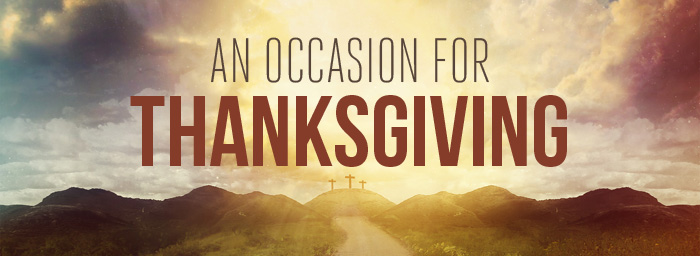 Sermon Preparation as Thanksgiving