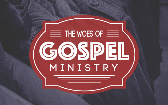 Woeful Ministry