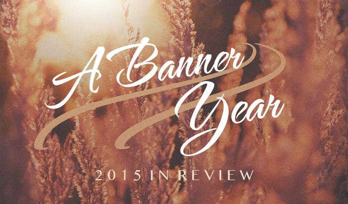 A Banner Year