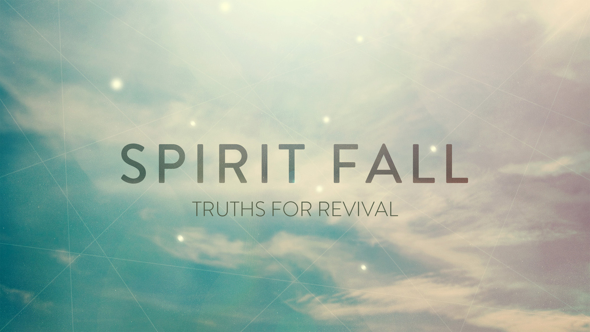 Revival Truths