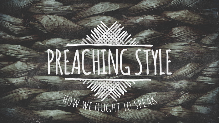 Preaching Style