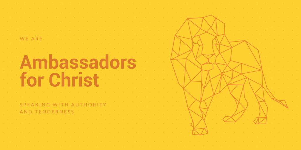 Ambassadorsfor Christ